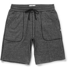 Reigning Champ - Loopback Cotton-Blend Jersey Shorts