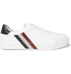 Moncler Remi Leather Sneakers