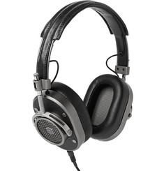 Master & Dynamic MH40 Leather Over-Ear Headphones