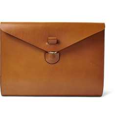 Tarnsjo Garveri Icon Leather Macbook Pouch