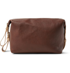 Tarnsjo Garveri - Icon Two-Tone Leather Wash Bag
