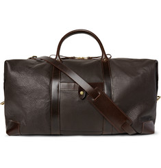 Tarnsjo Garveri - Icon Weekender Full-Grain Leather Holdall