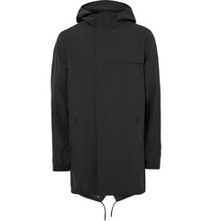 NN07 Shell Hooded Fishtail Parka