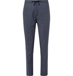 NN07 Copenhagen Slim-Fit Virgin Wool Trousers