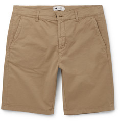 NN07 - Crown Stretch-Cotton Shorts