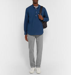 Officine Generale Yarn-Dyed Japanese Cotton-Twill Chinos