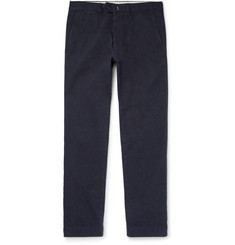 Officine Generale - New Fisherman Slim-Fit Cotton-Twill Chinos
