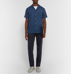 Officine Generale New Fisherman Slim-Fit Cotton-Twill Chinos