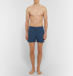 Officine Generale - Roman Short-Length Shell Swim Shorts