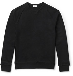 Club Monaco Slim-Fit Cotton-Jersey Sweatshirt