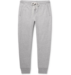 Club Monaco - Loopback Cotton-Jersey Sweatpants