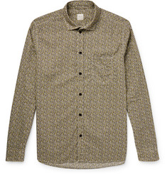Albam Printed Cotton Shirt