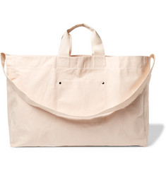 Albam Cotton-Canvas Tote Bag