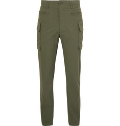 Snow Peak Stretch-Twill Cargo Trousers