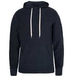 Snow Peak Organic Long-Loop Cotton-Terry Hoodie