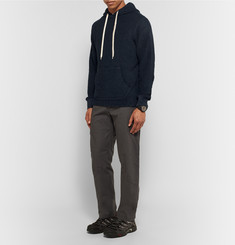 Snow Peak - Organic Long-Loop Cotton-Terry Hoodie