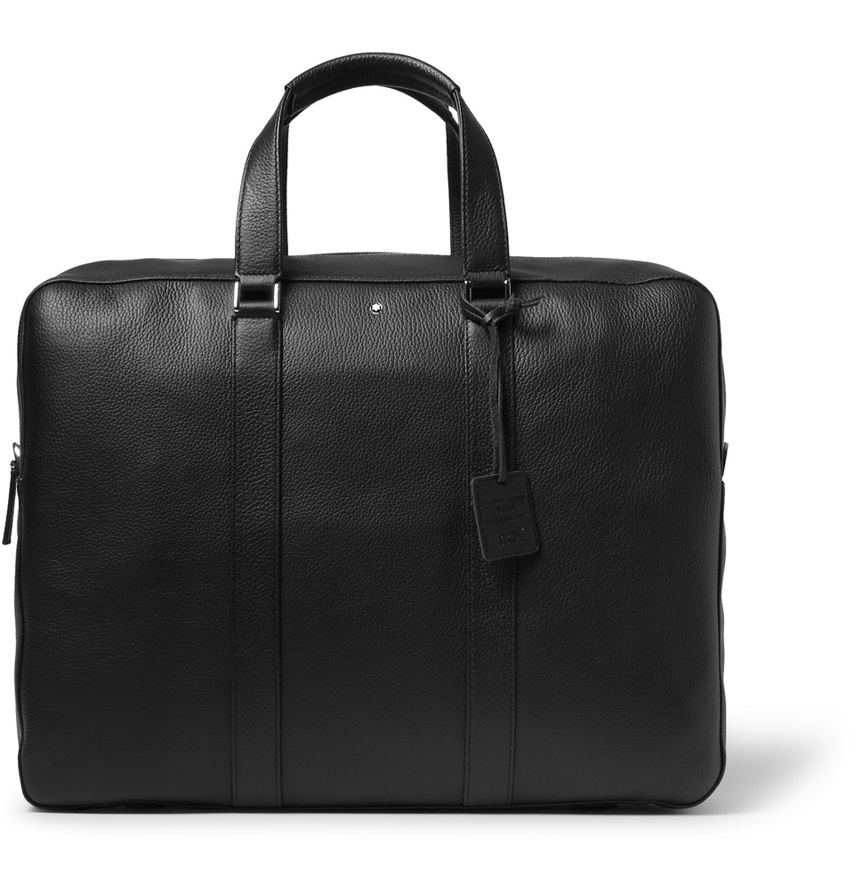 Montblanc Meisterstück Leather Briefcase