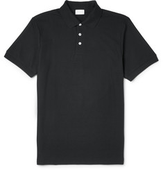 Handvaerk - Slim-Fit Pima Cotton-Piqué Polo Shirt