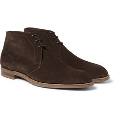 Edward Green - Shanklin Suede Chukka Boots