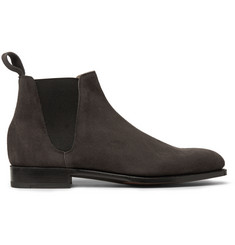 Edward Green - Camden Suede Chelsea Boots
