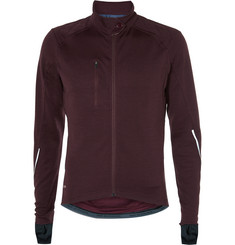 Cafe du Cycliste Yolande Zip-Up Winter Cycling Jersey