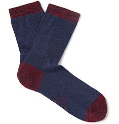 Mr. Gray - Mélange Knitted Socks