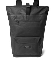 Brooks England - Rivington Coated Cotton-Canvas Backpack