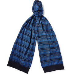 Missoni - Striped Cotton Scarf