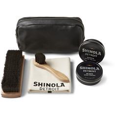 Shinola - Leather Care Travel Kit