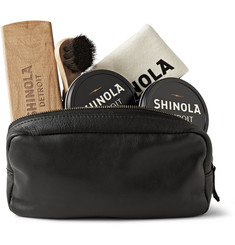 Shinola Leather Care Travel Kit