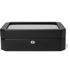 WOLF Windsor 10-Piece Watch Box