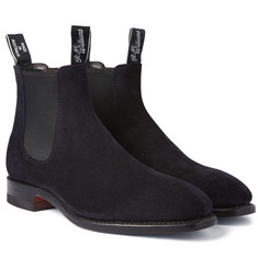 R.M. Williams - Suede Chelsea Boots