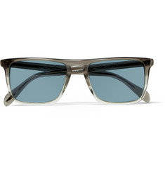Oliver Peoples Bernado Square-Frame Acetate Sunglasses