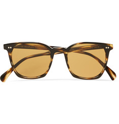 Oliver Peoples - L.A Coen Square-Frame Acetate Sunglasses
