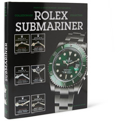 Mondani Collecting Rolex Submariner Hardcover Book