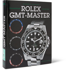 Mondani Collecting Rolex GMT-Master Hardcover Book