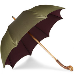 Francesco Maglia - Lord Chestnut Wood-Handle Umbrella