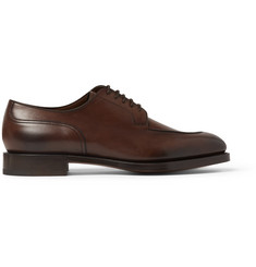 Edward Green Dover Leather Derby Shoes