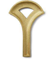 Tom Dixon Arc Brass Bottle Opener