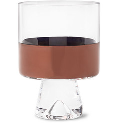 Tom Dixon Tank Set of Two Painted Lowball Glasses