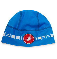 Castelli Viva Thermo Skully Stretch-Jersey Cap