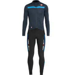 Castelli Sanremo 2 Stretch-Jersey Thermosuit