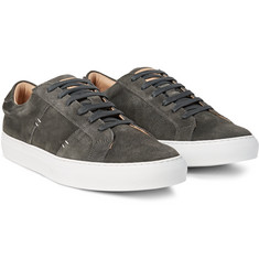Greats - The Royale Suede Sneakers