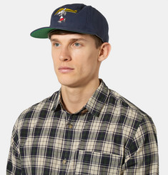 Ebbets Field Flannels - Snoopy Cotton-Twill Baseball Cap