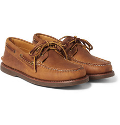 Sperry Top-Sider - Gold Cup Authentic Original Burnished-Leather Boat Shoes