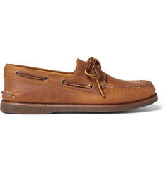 Sperry Top-Sider Gold Cup Authentic Original Burnished-Leather Boat Shoes