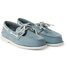 Sperry Top-Sider - Nubuck Boat Shoes
