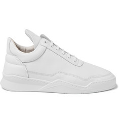 Filling Pieces Ghost Leather Sneakers