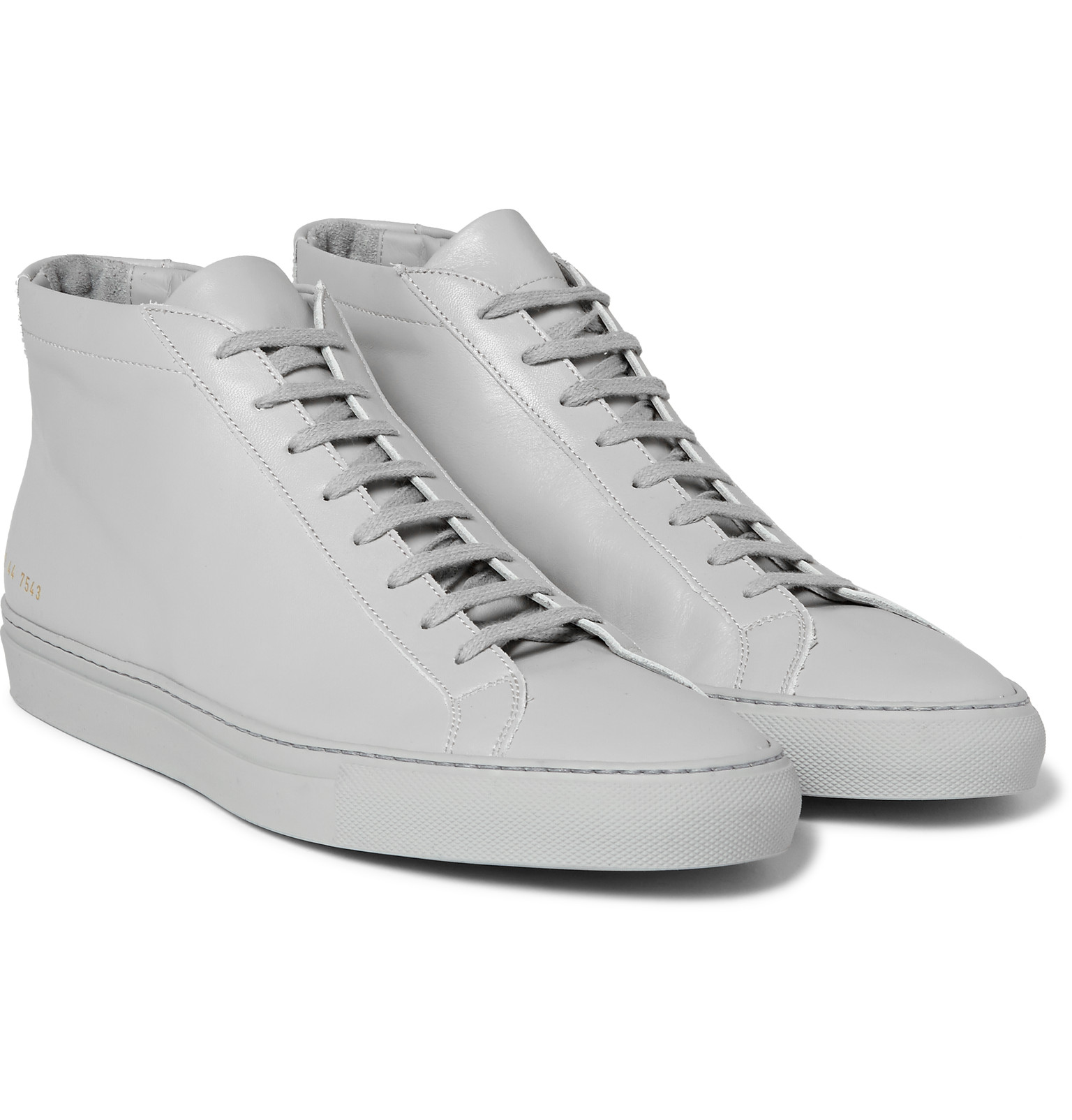 8545eead3d941 Common Projects - Original Achilles Leather High-Top Sneakers