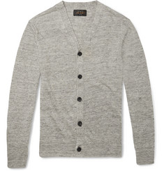 Beams Plus Linen Cardigan